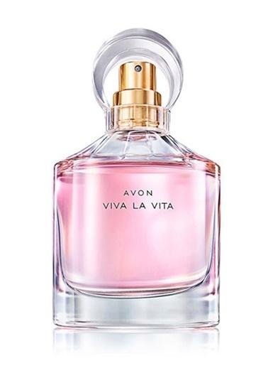 Avon Viva La Vita Kadın Parfüm Edp 50 Ml Renksiz